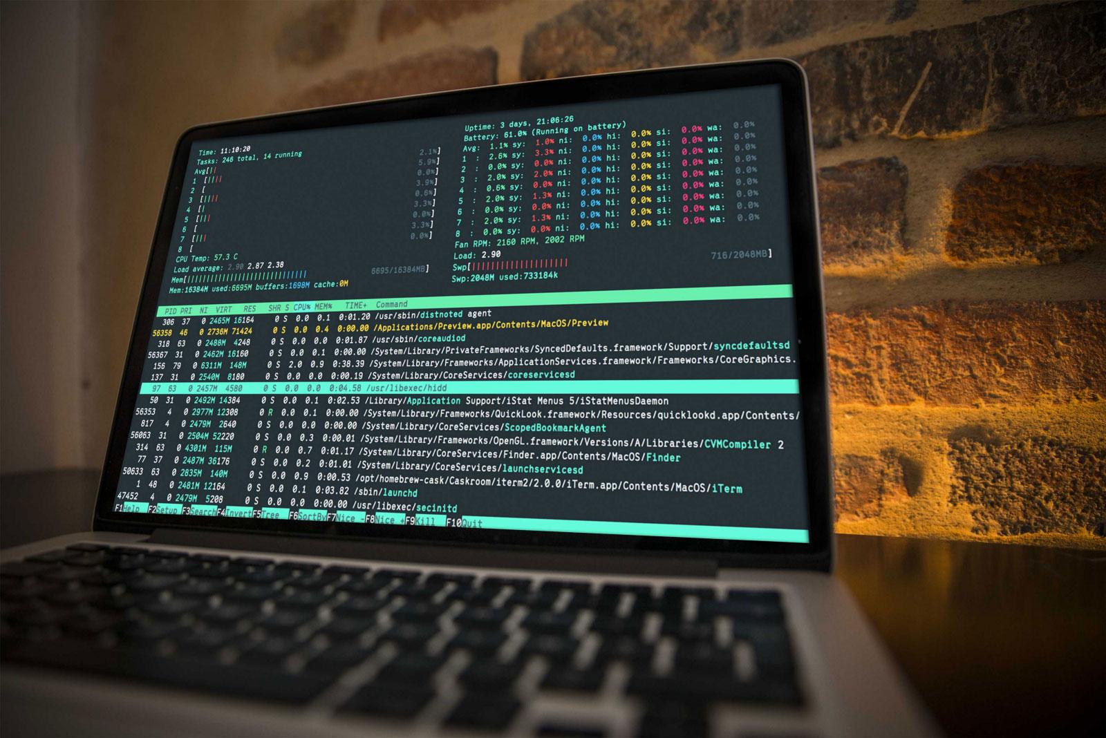 Terminal trong MacOS là gì - Vài dòng lệnh bạn nên thuộc