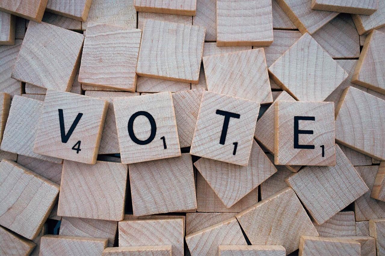 Blockchain trong bầu cử