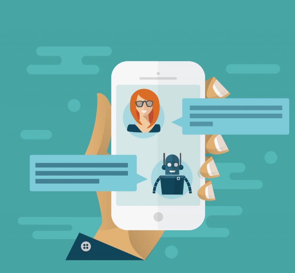 xu hướng Bots và Robots