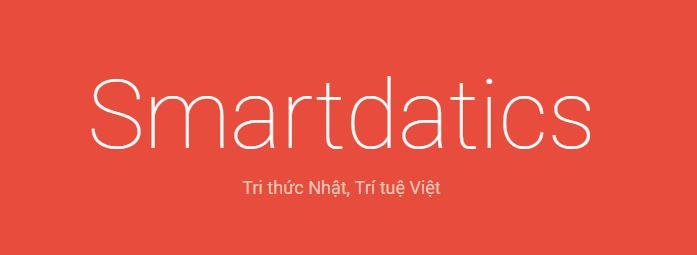 Công ty Smartdatics Việt Nam.