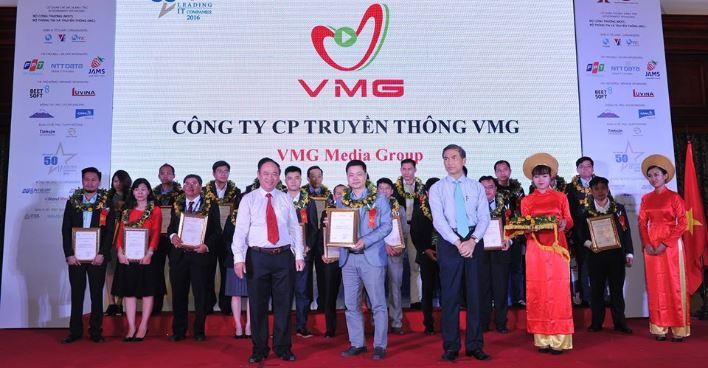 Công ty truyền thông VMG.