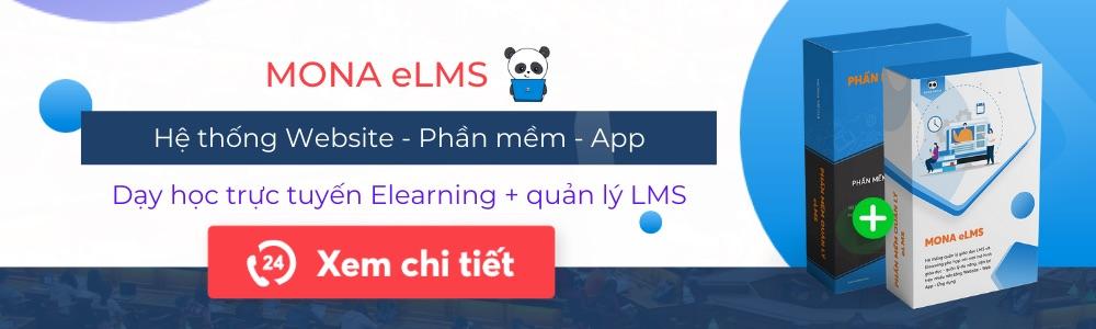 Hệ thống quản lý học trực tuyến eleanring - lms