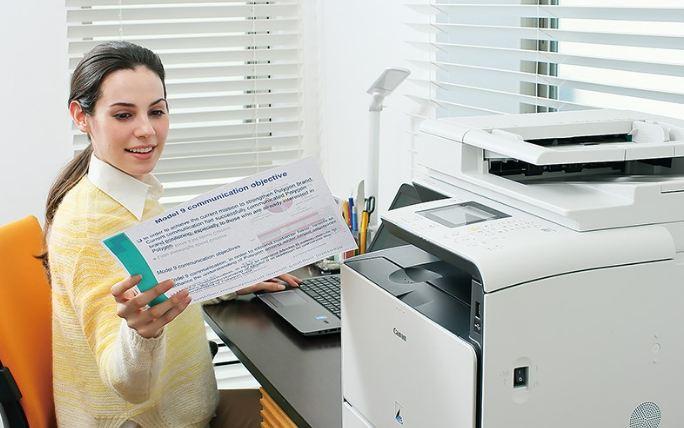 Tại sao bạn nên thuê máy photocopy
