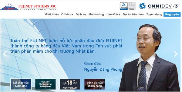 Công Ty TNHH Mạng máy tính Phú Sỹ