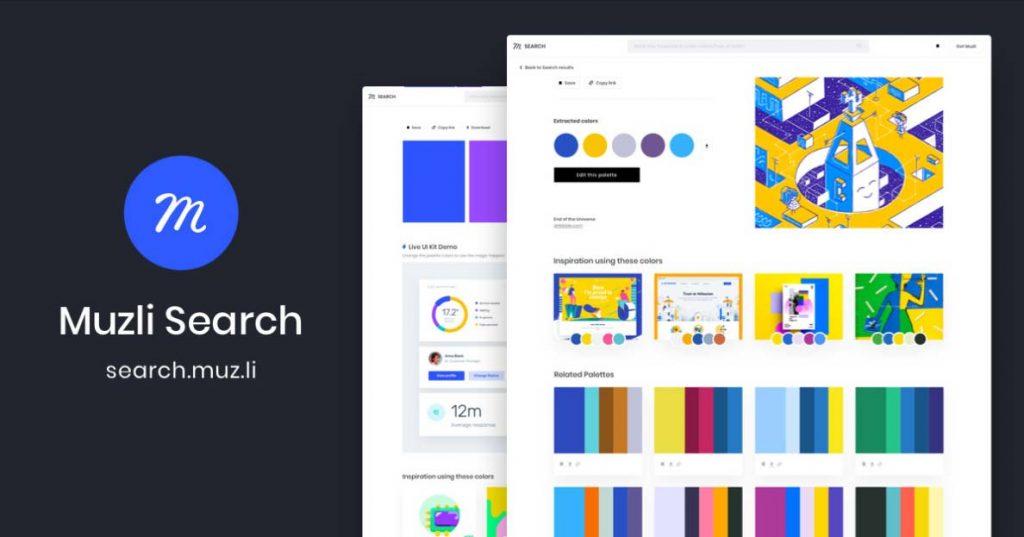 Chrome Extension muzli-search