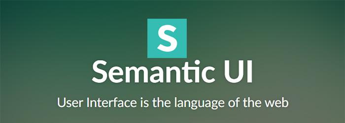 CSS Framework semantic