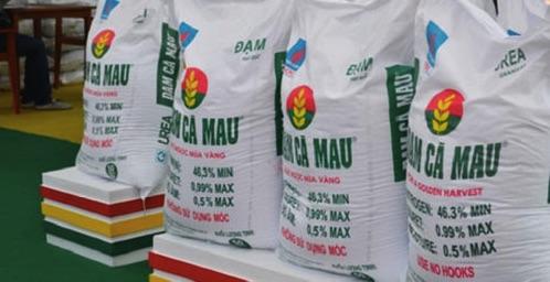 Công ty phân bón đạm Cà Mau