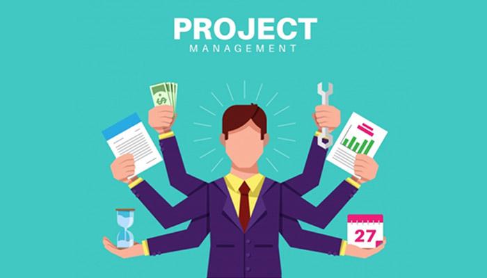 Chuyên viên quản lí dự án