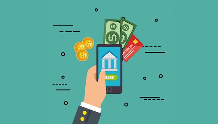 Thanh toan Online bằng ứng dụng hoặc internet banking trên Smartphone