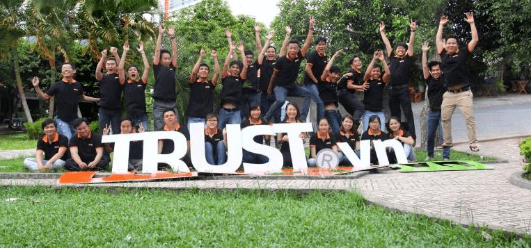 Công ty Trust