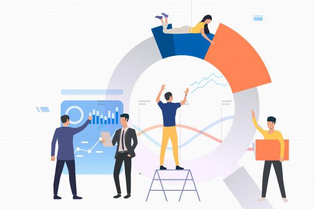 data visualization skill Cách để trở nên chuyên nghiệp hơn