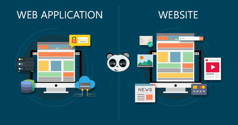 Phân biệt giữa Website và Web App