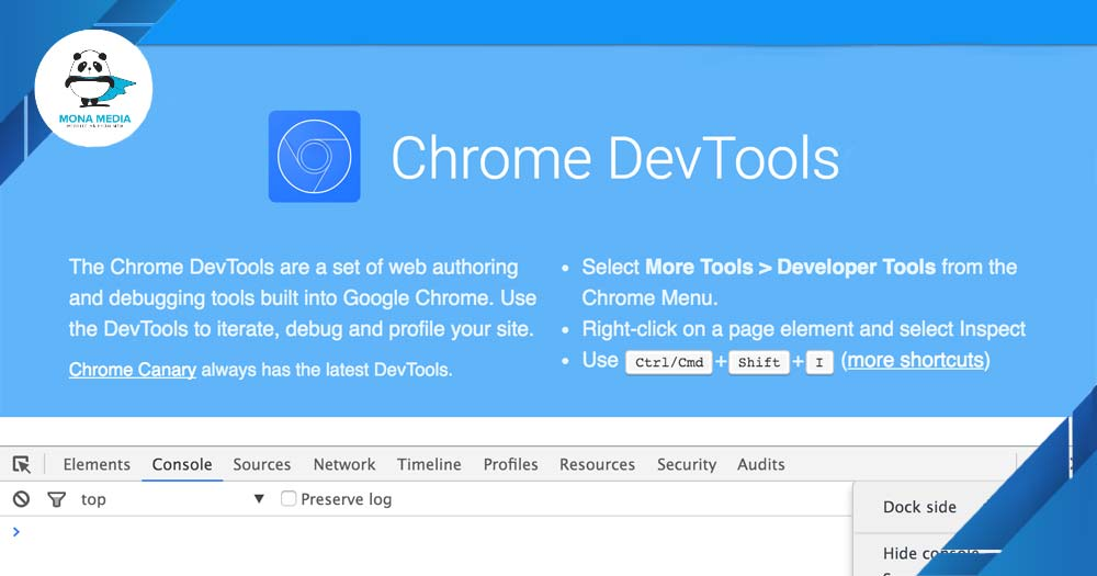 Sử dụng ChromeDevTools để kiểm tra CSS