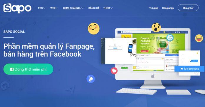 Phần mềm quản lý bán hàng trên Facebook