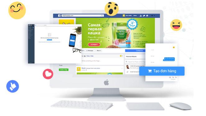 Tính năng cơ bản của phần mềm quản lý bán hàng trên Facebook