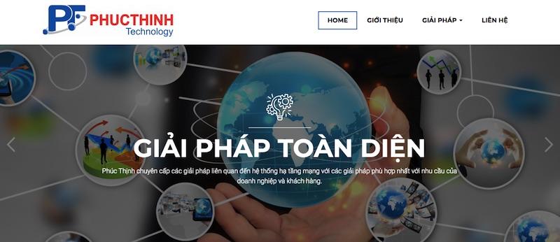 Công ty TNHH Phúc Thịnh