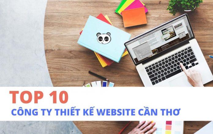 Top 10 công ty thiết kế website cần thơ - ninh kiều