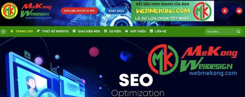 Bảo minh Design - thiết kế website Đồng Tháp