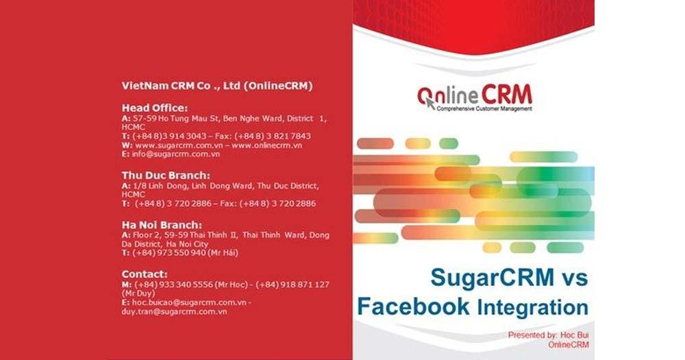 Online CRM phù hợp cho các mô hình kinh doanh vừa và nhỏ