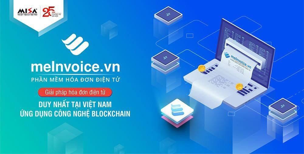 Phần mềm hoá đơn điện tử Meinvoice - MISA