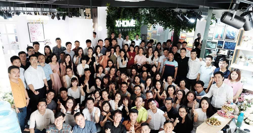 XHOME- Công ty thiết kế, thi công nội thất hàng đầu Việt Nam