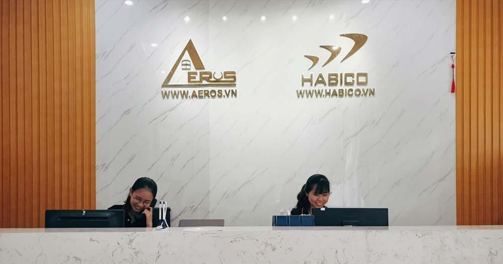 Aeros- Công ty thiết kế nội thất, thi công nội thất trọn gói