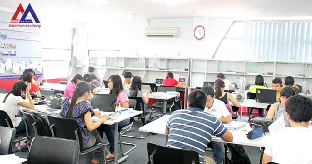 Khóa học IELTS đào tạo theo phong cách Mỹ