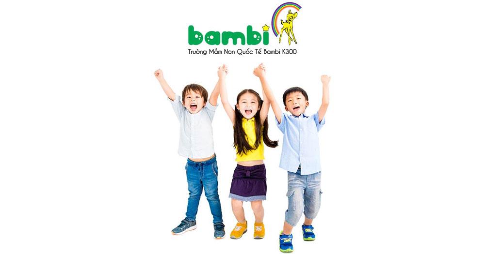 Trường mầm non quốc tế Bambi
