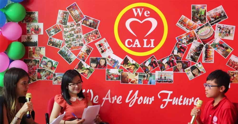 Trường Anh ngữ quốc tế Cali