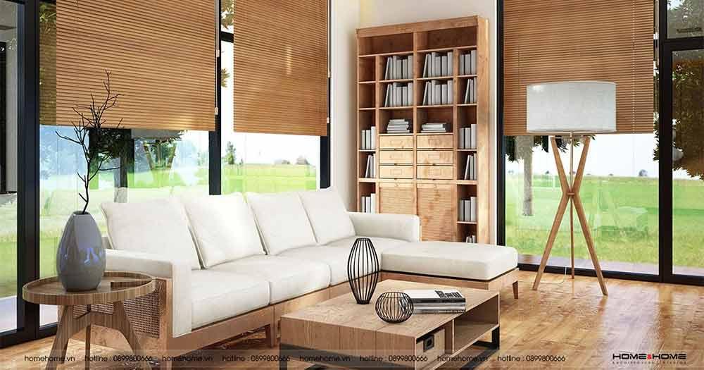 Công ty kiến trúc nội thất Home&Home - Thiết kế, thi công nội thất
