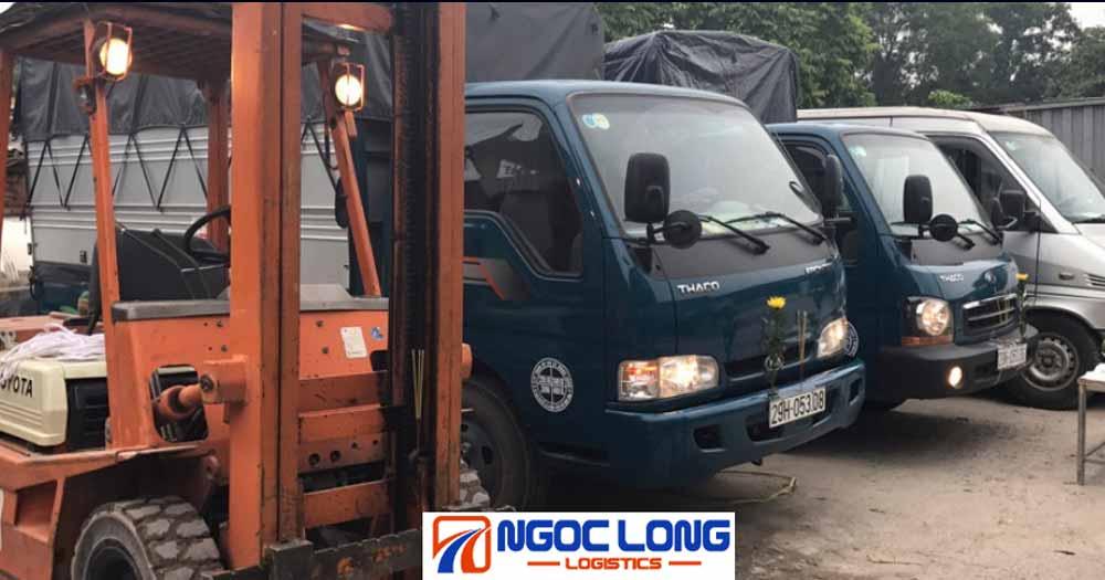 Vận tải Ngọc Long- Công ty vận tải hàng hóa Bắc Nam uy tín