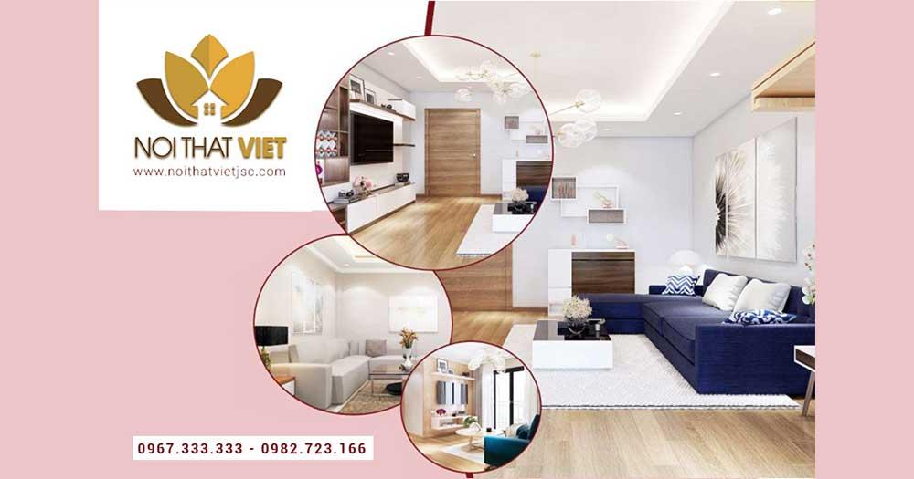 Công ty Nội thất Việt chuyên sản xuất, thi công nội thất