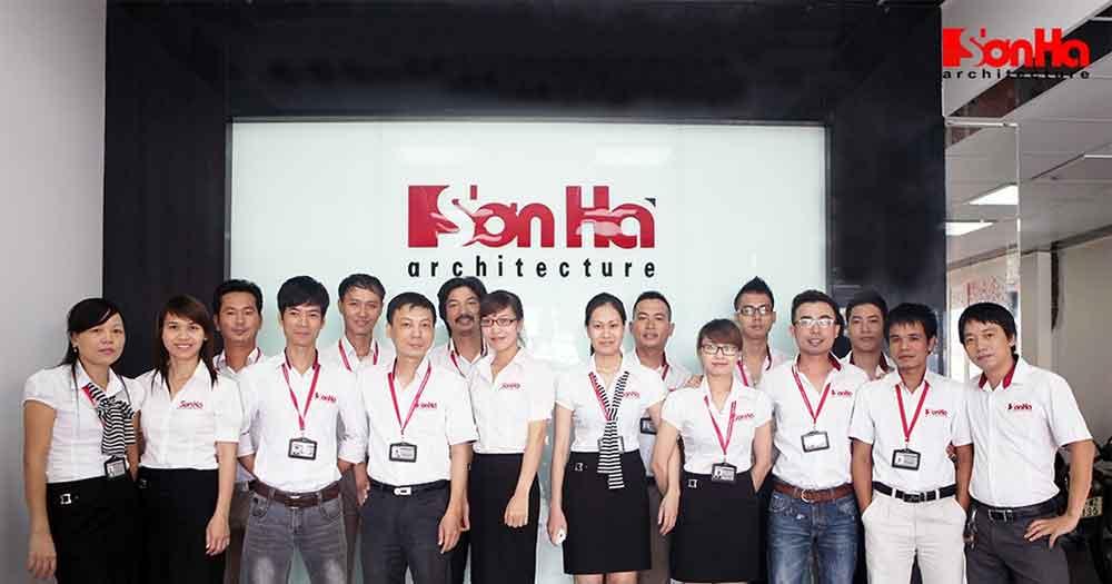 Công ty thiết kế nội thất Sơn Hà Architecture