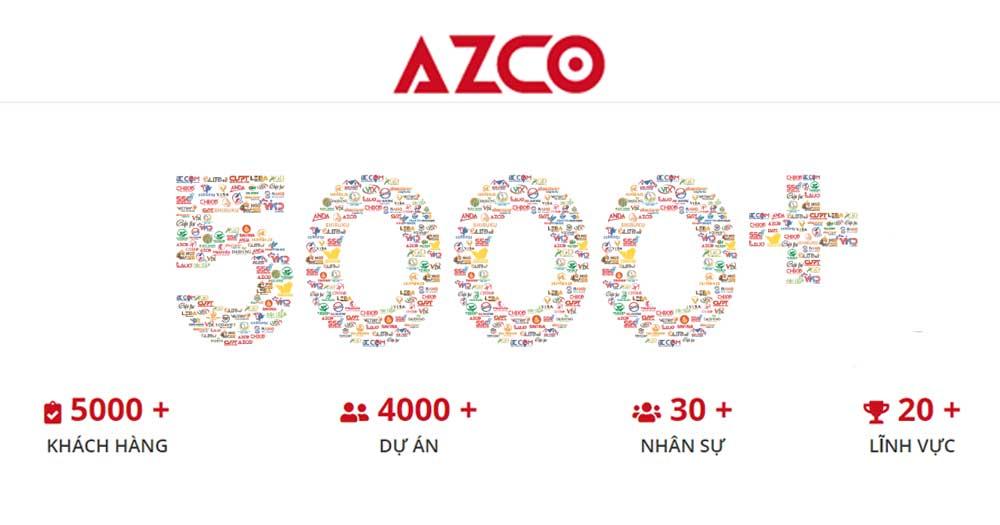 AZCO- Công Ty Tư Vấn Và Thiết Kế Thương Hiệu Chuyên Nghiệp