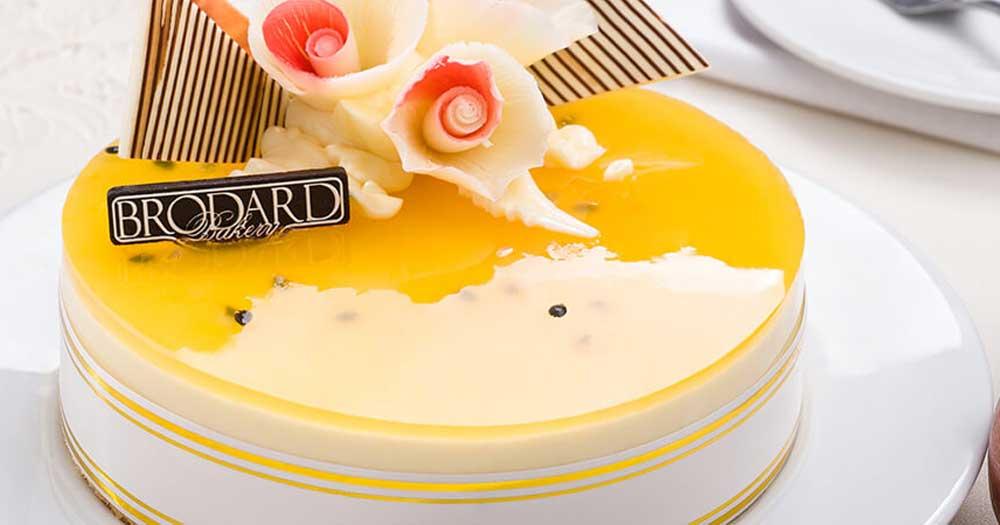 Brodard Bakery – Đặt Bánh Kem Ngon Ở Sài Gòn