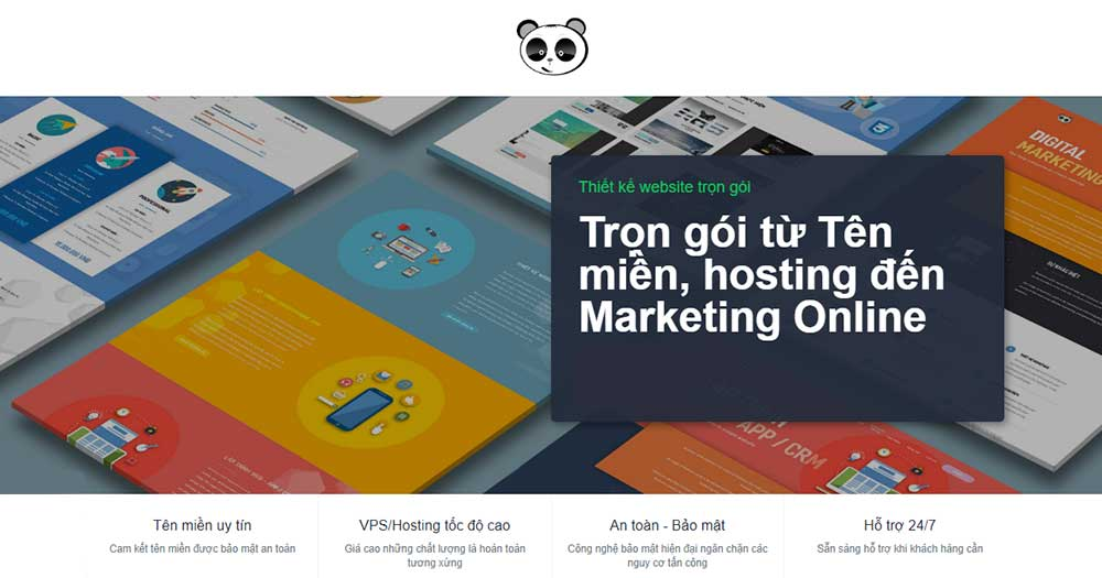dịch vụ cho thuê vps Mona Media- Đăng ký tên miền, hosting, VPS VN và Quốc tế