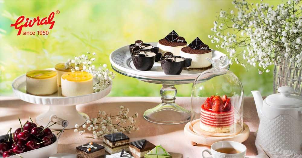 Givral Bakery- Tiệm bánh ngọt lâu năm