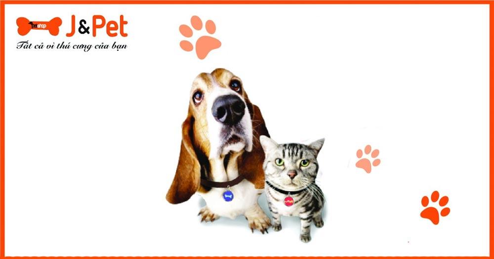 J&Pet- Cửa hàng thú cưng, Spa chăm sóc thú cưng
