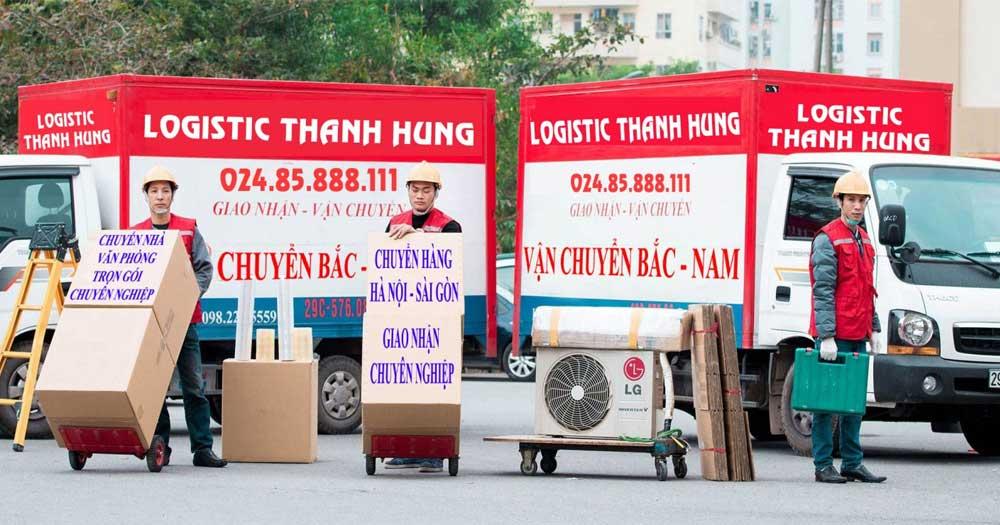 Công Ty Vận Tải Thành Hưng Logistisc