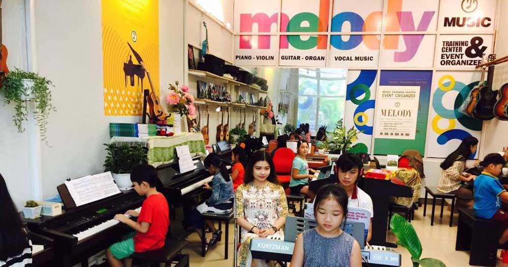 Trung tâm âm nhạc Melody