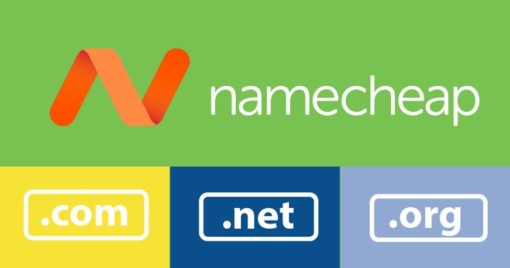 Namecheap- Cung cấp Domain Name giá rẻ