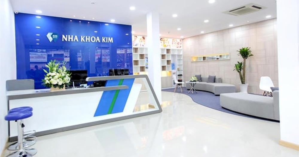 Nha Khoa Kim- Hệ thống Nha Khoa lớn nhất Việt Nam