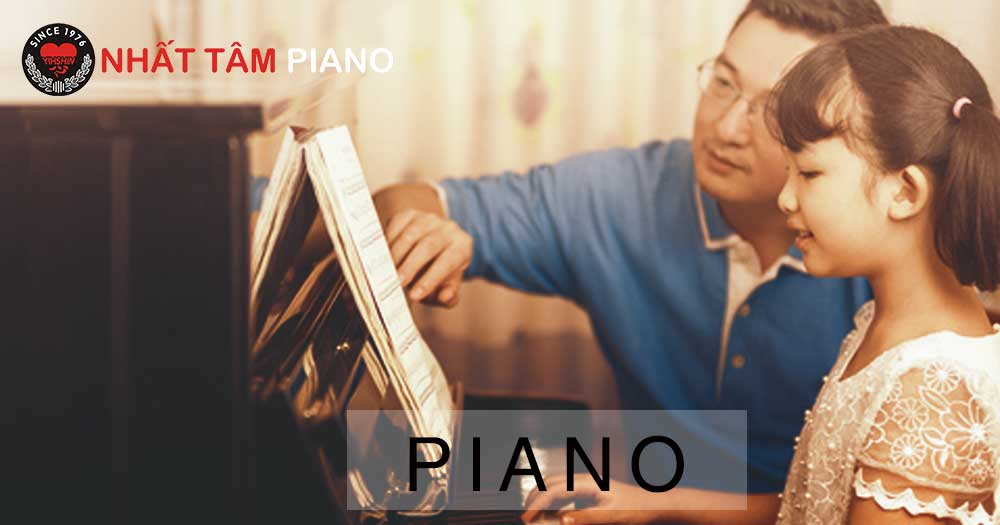 Nhất Tâm Piano- Trung tâm âm nhạc