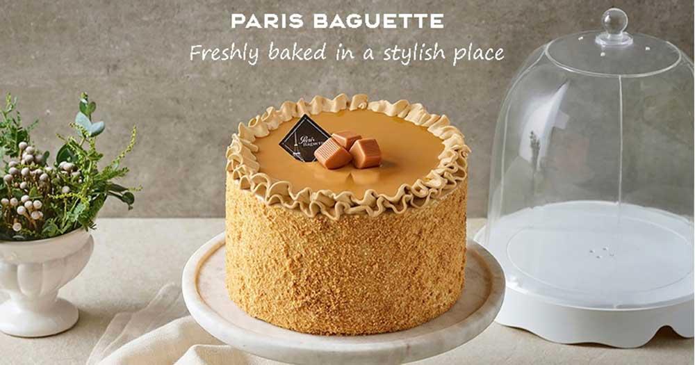 Paris Baguette Việt Nam – Tiệm bánh ngọt kiểu Pháp