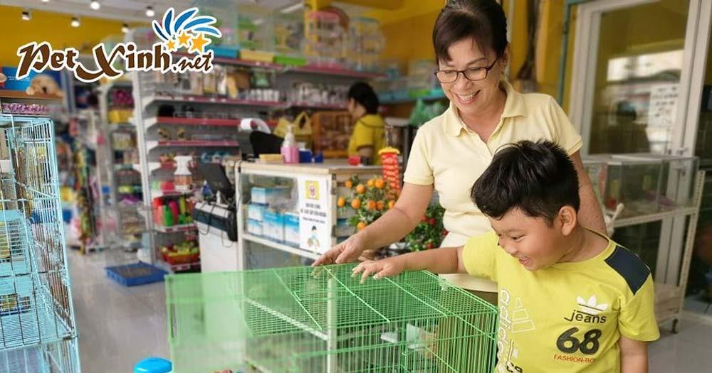Pet Xinh- Cửa hàng thú cưng uy tín Gò Vấp, TP. HCM