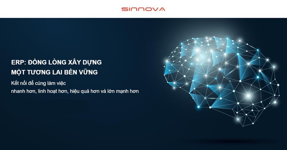 Sinnova- Phần mềm ERP, Giải pháp tổng thể doanh nghiệp