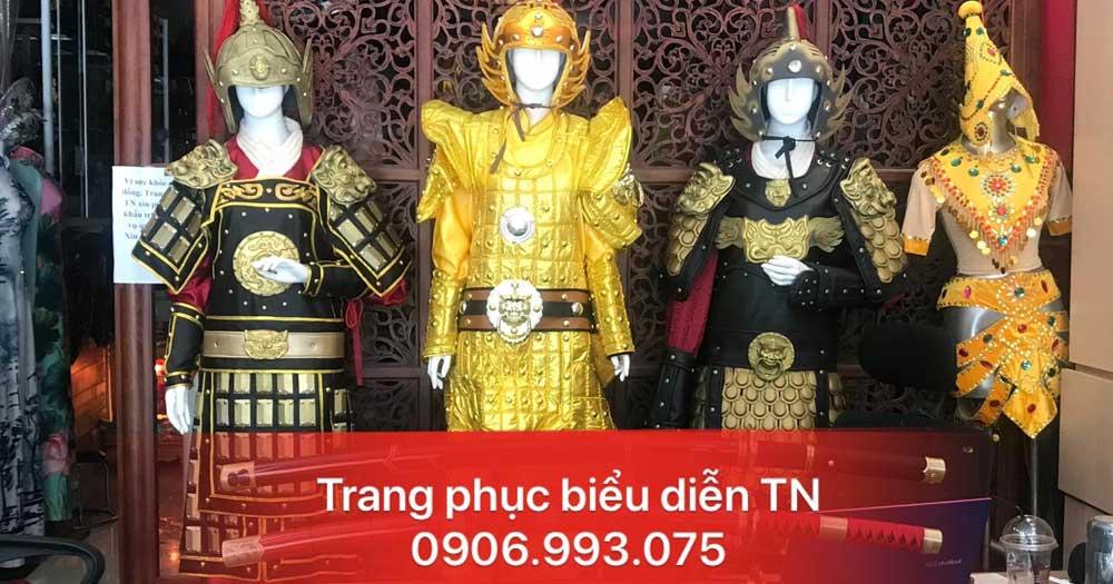 TN- Cung cấp trang phục biểu diễn theo yêu cầu