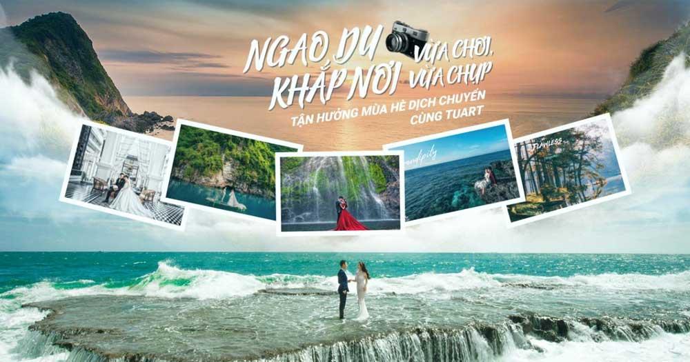 TuArt Wedding- Studio chụp ảnh cưới đẹp hàng đầu Việt Nam
