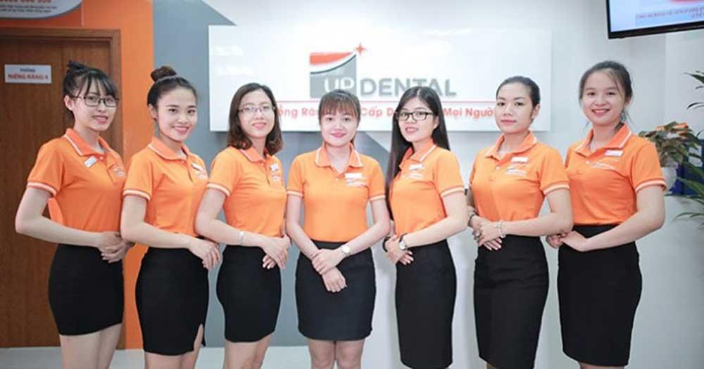 Nha khoa Up Dental – Phòng khám nha khoa niềng răng chuyên sâu