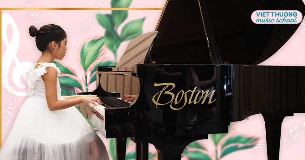 Trường Âm Nhạc Việt Thương Music School